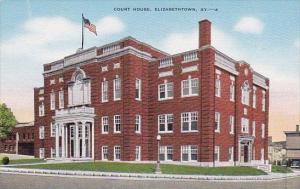 Kentucky Elizabethtown Court House