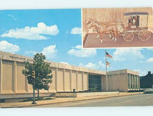 Pre-1980 LIBRARY SCENE Hagerstown Maryland MD AF1468-12