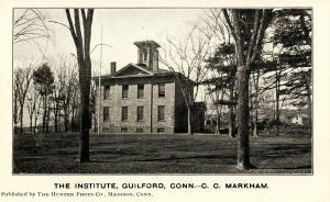 CT - Guilford. The Institute (C.C. Markham)