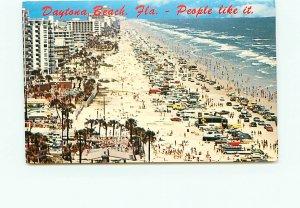 Aerial View Hotels Daytonia Beach Florida