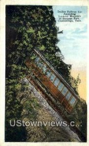 Incline Railway Car Lookout Mountain - Chattanooga, Tennessee