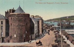 WATERFORD , Ireland , 00-10s ; Quay & Reginald's Tower