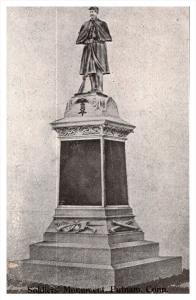 Connecticut  Putnam    Soldier Monument