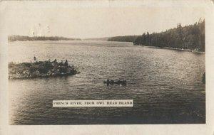 RP: Owls Head Island, Ontario  , Canada , 00-10s