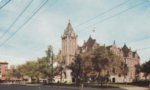 REGINA, Saskatchewan, 1950-60s; City Hall