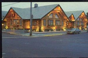 OR Morris Fireside Restaurant, 207 N. Hemlock CANNON BEACH Chrome 1950s-1970s