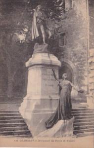 France Chambery Monument des Freres de Maistre