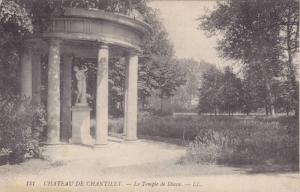 CHATEAU DE CHANTILLY, Le Temple de Diane, Oise, France, 00-10s