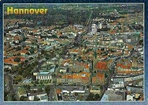 Hannover Gesamtansicht General view Panorama Eglise Church