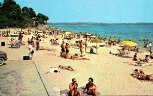 Connecticut Niantic McCook's Point & Town Beach