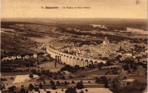 CPA  Sancerre - Le Viaduc et Saint-Satur  (634808)
