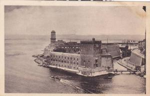 Le Fort Saint-Jean, Marseille (Bouches du Rhone), France, 1910-1920s