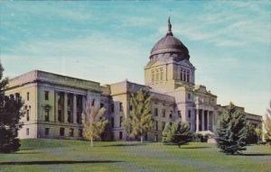 Montana Capitol Building In Helena San Francisco California
