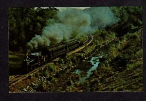 CT Valley Train Railroad ESSEX CHESTER CONNECTICUT RR