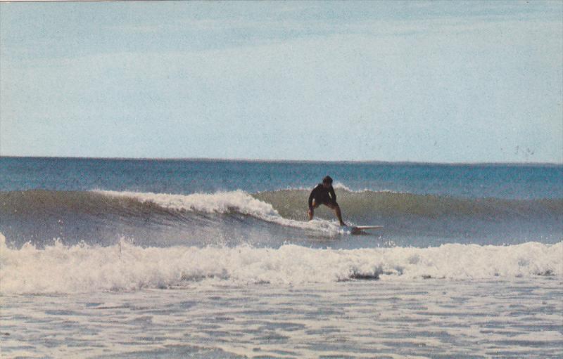 Water Surfing , Lawrencetown Beach , Eastern Shore , Nova Scotia