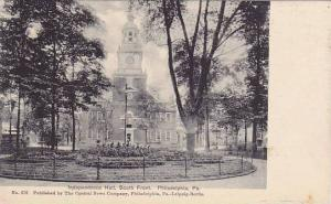 Exterior,Independence Hall,South Front,Philadelphia,Pennsylvania,00-10s