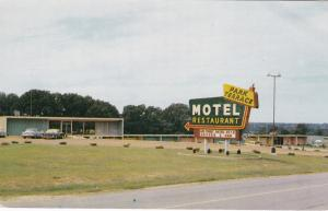 FULTON , Kentucky , PU-1957 ; Park Terrace Motel & Restaurant