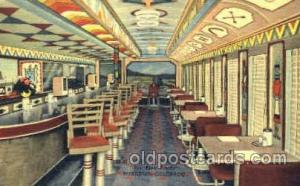 The Chief Diner, Durango Co. USA, Postcard Post Card Unused
