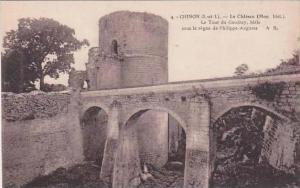 France Chinon Chateau du Chinon