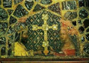 Czech R. Hrad Karlstejn Castle St Catherine's Chapel Postcard