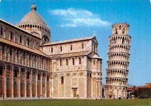 Pending tower and Cathedrl Abside Pisa Italy Unused