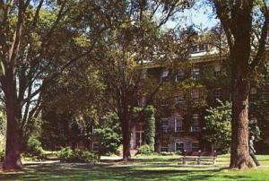 RI - Providence, University of Rhode Island, Washburn Hall