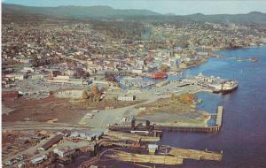Aerial View, NANAIMO, British Columbia, Canada, 40-60´