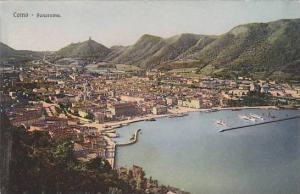 Panorama de Como, Lombardia, Italy, 1900-1910