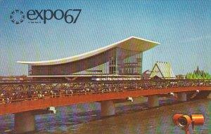 Soviet Union Pavilion Expo67 Montreal Canada