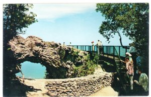 US    PC3370  ARCH ROCK, MACKINAC ISLAND, MICHIGAN