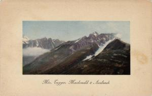 Mts. Tupper, Macdonald & Avalanch, Quebec, Canada, 10-20s