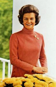 Famous People - Betty Ford
