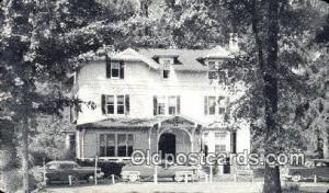 Brae Loch Inn, Cazenovia, NY, USA Motel Hotel Postcard Post Card Old Vintage ...