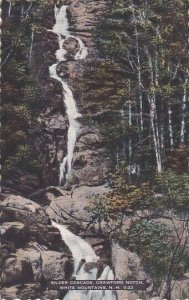 Silver Cascade Crawford Notch White Mountains New Hampshire