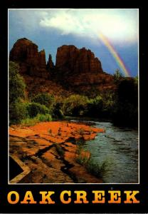 Arizona Sedona Oak Creek Canyon Red Rock Crossing