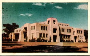 New Mexico Carlsbad Eddy County Court House 1947