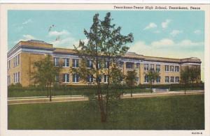 Texas Texarkana Texarkana-Texas High School Curteich