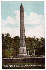 Gen Herkimer Monument, Little Falls NY