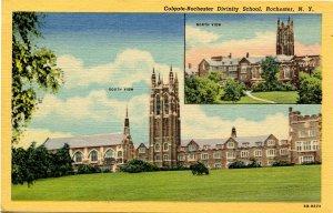 NY - Rochester. Colgate-Rochester Divinity School