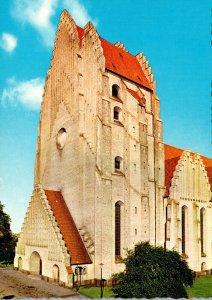 Denmark Copenhagen Grundtvig's Church At Bispebjerg