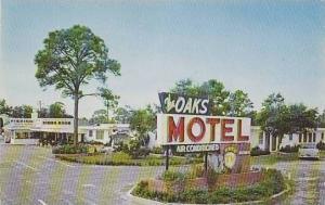 Florida Panacea The Oaks Motel Restaurant & Shopping Center