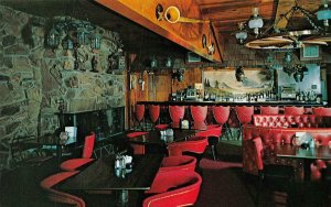 FAIRBANKS, AK Alaska  SWITZERLAND SUPPER CLUB  Lounge~Bar  ROADSIDE  Postcard