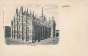 La Cattedrale, Milano, Lombardia, Italy, 00-10s