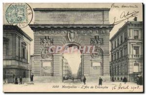Old Postcard Postcards Carto Philatelic Club Abric Street Aiguillerie Montpel...