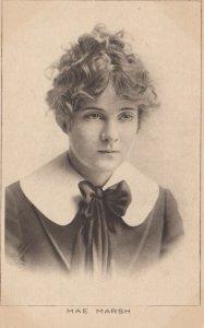 Mae Marsh , 1910s - 1920s ; Actress