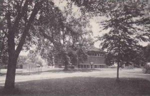 Iowa Indianola Simpson College Hopper Gymnasium Albertype