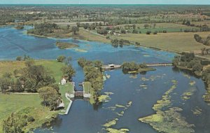 PERTH , Ontario , Canada , 50-60s ; Tay Locks