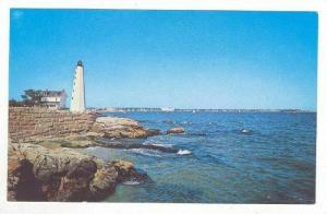 Lighthouse, New England, USA 40-60s