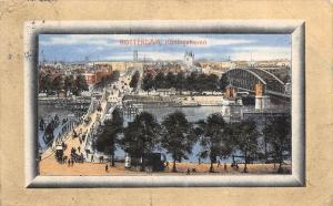 Vintage 1911 Rotterdam Holland Postcard, Koningshaven, King's Harbour 40F
