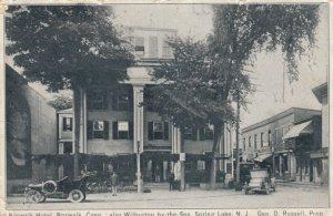 NORWALK, Connecticut, 1908; Norwalk Hotel